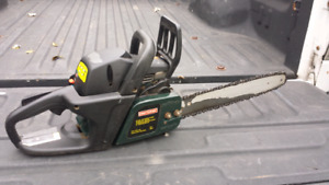 """Gas Chainsaw with 16"""" bar"""