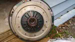 Brand new 5.0 litre clutch for 5 speed
