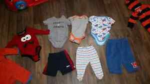 Baby boys clothing 6-12 months