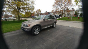2005 BMW X5 SUV, Crossover