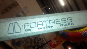 FORTRESS FX 23 ALUMINIUM ANCHOR    USED//LIKE NEW Kitchener / Waterloo Kitchener Area image 2