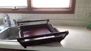 Beautiful wooden serving tray London Ontario image 2