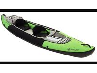 Sevylor Yukon Inflatable Kayak / canoe
