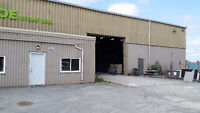High Traffic warehouse, manufacturing and office space
