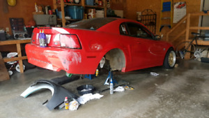 Looking for: 8.8 mustang gt rear end from