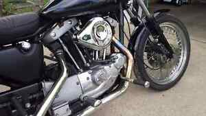 1983 harley ironhead sporster for sale / trade