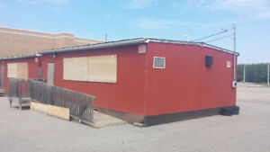 24'x32' Portable Building from only $13,500 Delivered 100km!
