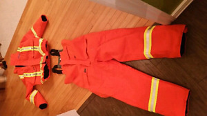 Big bill winter safety suit