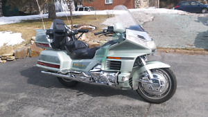 Moto Goldwing SE 1500 cc