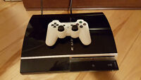 500GB PS3 with 14 games and controller