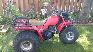 85 Honda Big Red ATC