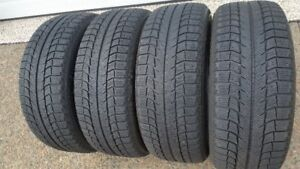 MICHELIN WINTER TIRES 225/50R/18 IN EXCELLENT CONDITION