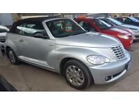 Chrysler PT Cruiser 2.4 RHD Limited CONVERTIBLE -2007 07-REG -FULL 12 MONTHS MOT