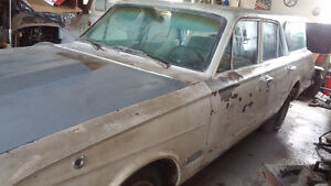 1963 Plymouth Valient wagon   PROJECT CAR