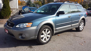 2006 Subaru Outback Extra clean, new tires and brakes