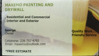 Maxemo Painting and Drywall