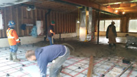 LOW COST FOUNDATIONS!! CONCRETE, PAVING & WATERPROOFING