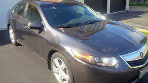 2012 Acura TSX with 2 tires sets and Acura Plus  Ext Warranty