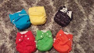 Cloth Diaper Stash Regina Regina Area image 2