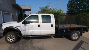 2005 Ford F350 6 Litre Diesel