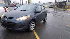 2011 Mazda 2 Safety and E-test