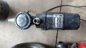 Pool Pump & Filter Assembly
