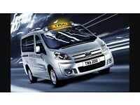 Wanted fiat scudo tw200 taxi or E7 / M8 Mercedes