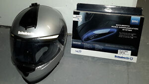 Schuberth s2 with camera and comunication system