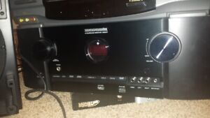 Marantz SR6007 with 5 PSB speakers, Sub-woofer and other pieces