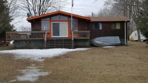 Varty Lake Cottage For Rent