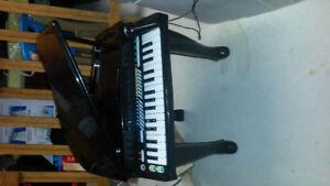 piano et micro
