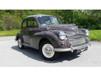 Morris Minor 2 Door saloon, Great all rounder solid underside, Bargain!
