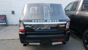 2013 Range Rover Supercharched