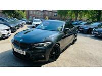 2015 BMW 2 Series 2.0 220d M Sport Auto (s/s) 2dr Coupe Diesel Automatic