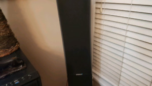 ENERGY PRO 4.5 TOWER SPEAKERS 140W RMS 175 firm reduced from 200