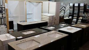 VANITIES LARGEST SELECTION
