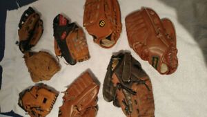 Baseball equipement for kids