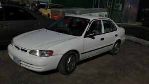 2000 Toyota Corolla for quick sale!! Must go $800