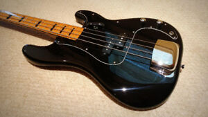 Fender Squier Classic Vibe 70' s Bass - $325