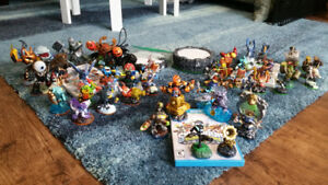 Skylanders Games, Portals, and Figures