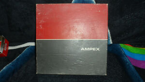 Ampex 748 1/2 inch 10.5 Reel to Reel Tape