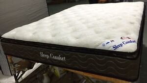 "NEW King Size 76""x78"", 10"" Thick pillow-top Mattress Only $400!"