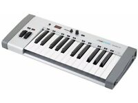 Swissonic 25 note Midi Controller Keyboard