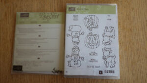 Stampin'Up! stamps/dies