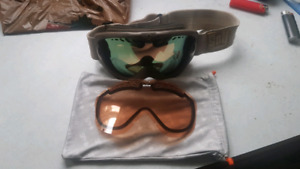 "Spy ""Soldier"" goggles"