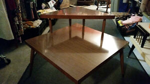 Vintage Formica Two Tiered end table Sarnia Sarnia Area image 2