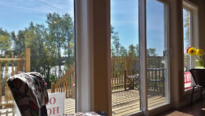 Amazing NEW Lakeview Cabin @ Shores on Cowan