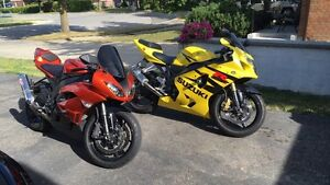 Kawasaki ninja zx6r 2009 for sale