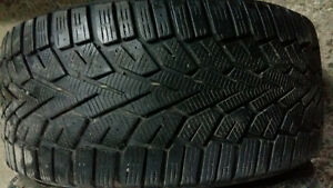 WINTER TIRES  245 / 40/18  RUNFLAT   and  245/45/18