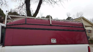 Pick up truck topper for sale
